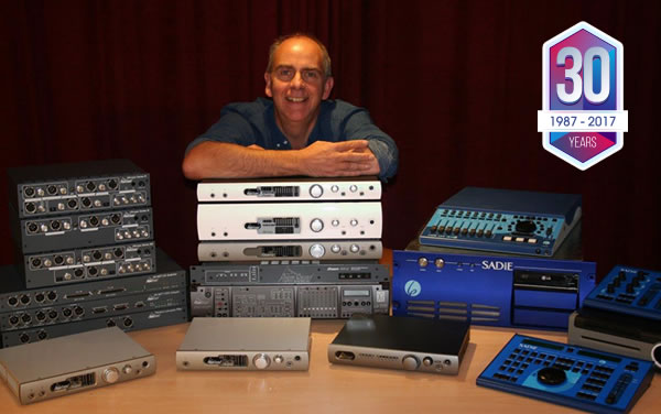 30 Years And Counting - Prism Sound Celebrates Its Anniversary At AES New York.