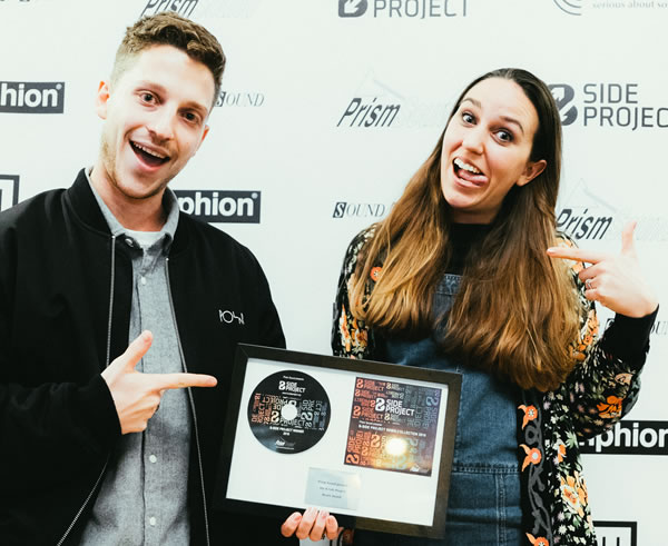 B-SIDE PROJECT LAUNCHES 2017 ANNUAL GLOBAL REMIX CONTEST TO FIND EMERGING MUSIC TALENT