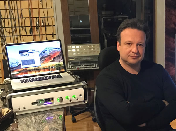 Benjamin Izmajlov Finds Prism Sound's Audio Quality Second To None