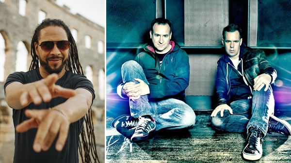 Roni Size and the Utah Saints