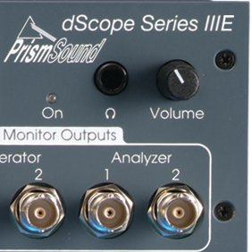 New dScope Series IIIE Audio Analyzer raises the bar