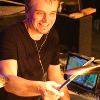 Gavin Harrison drum masterclass in Berlin